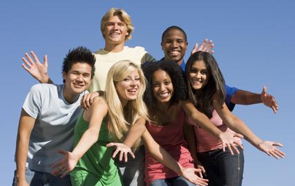Channel för ungdomar fredagar